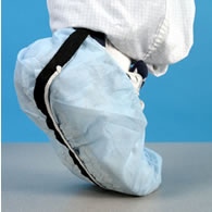 Skid-Free ESD Conductive Shoe Cover