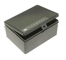PAB-023 Black Accessory Box