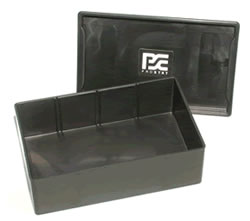 PAB-40 Black Accessory Box