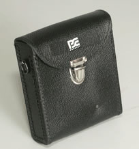 PSI-870 CASE Black Leather Case