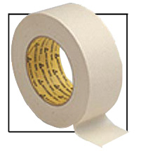 High-Temperature Masking Tape