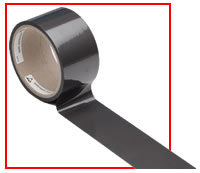 Gray Anti Static High Temperature Tape